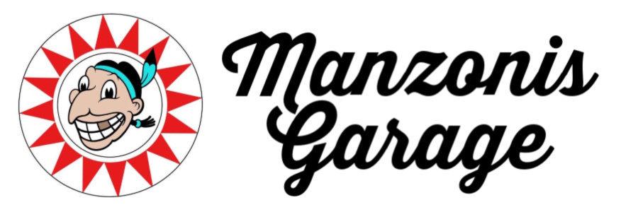 Logo de Manzoni's Garage
